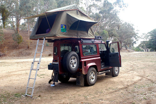 Tents/Roof Top Tents/Swags