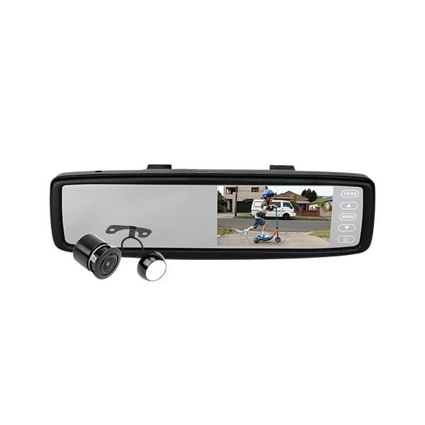 AXIS JS043K REARVIEW MONITOR  CAMERA SYSTEM