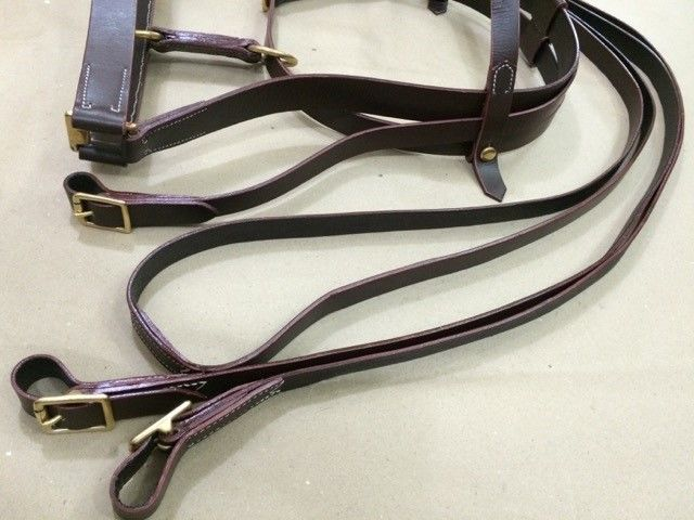 Millitary lighthorse WWI Bridle repo
