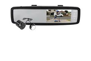 AXIS JS043K REARVIEW MONITOR / CAMERA SYSTEM