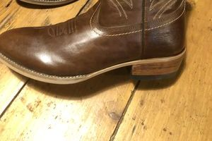 NEW, Womens Fire & Fearless Western Ankle Boots - Shoes uk size 6