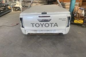 Toyota Hilux Ute tray